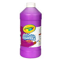 Peinture tempéra lavable Artista II Crayola, 32 oz