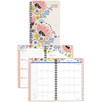 At-A-Glance Claire Academic 2017-2018 Weekly/Monthly Planner