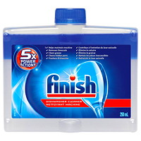 Finish Dishwasher Cleaner, 250 mL