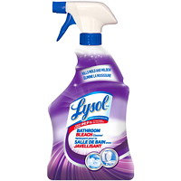 Lysol Mold And Mildew Bathroom Bleach Cleaner, 950 mL