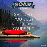 Calendrier mural « Soar to Success » TF Publishing