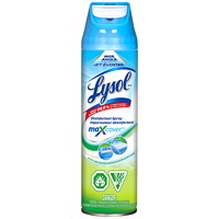Lysol Max Cover Wide Angle Disinfectant Spray, 425 g