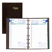 Blueline MiracleBind Daily Planner