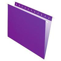 Grand & Toy Hanging Folders, Violet, Letter-Size, 25/BX