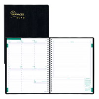 Blueline Timanager 5-Day Schedule Weekly Planner