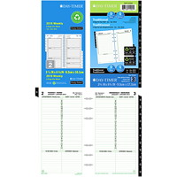 Day-Timer Portable-Size Loose-Leaf Planner Refill