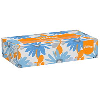 Kleenex 2-Ply White Facial Tissues