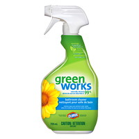 Clorox Green Works Bathroom Cleaner Spray, 709 mL