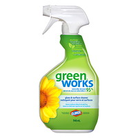 Clorox Green Works Glass & Surface Cleaner Spray, 946 mL