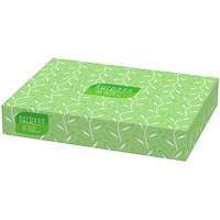 Surpass 2-Ply White Facial Tissues