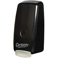 Certainty Gel Hand Sanitizer Dispenser