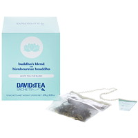DAVIDsTEA Sachets Boxed Buddha's Blend White Tea, 12/Box