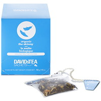 DAVIDsTEA Sachets Boxed The Skinny Oolong Tea, 12/Box