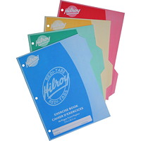 Hilroy Redi-Tabs Exercise Books