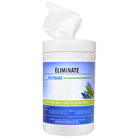 Dustbane Eliminate One Step Multi-Cleaner Disinfecting Wipes