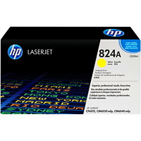 HP 824A Yellow Standard Yield LaserJet Drum (CB386A)