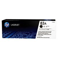 HP 83A Black Standard Yield Toner Cartridge (CF283A)