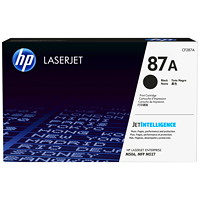 HP 87A Black Standard Yield Toner Cartridge (CF287A)