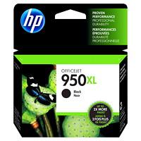 HP 950XL Cartouche d'encre noire à rendement élevé d'origine (CN045AN)