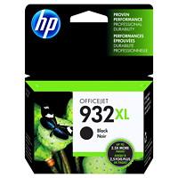 HP 932XL Cartouche d'encre noire à rendement élevé d'origine (CN053AN)