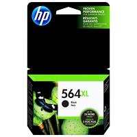 Cartouche d'encre à rendement élevé HP 564XL (CN684WN), noir