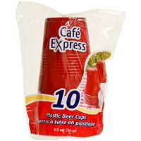 Grands verres pour boissons froides Café Express