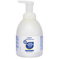 zytec Germ Buster Alcohol-Free Clear Foam Hand Sanitizer, 550 mL