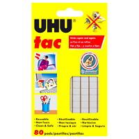 UHU Tac Adhesive Putty Pads