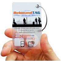 ReboundTAG Microchip Luggage-tag