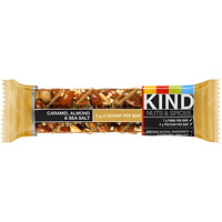 KIND Bars, Caramel Almond and Sea Salt, 40 g, 12 Bars/BX