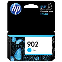 HP 902 Cyan Standard Yield Ink Cartridge (T6L86AN)
