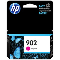 HP 902 Magenta Standard Yield Original Ink Cartridge (T6L90AN)
