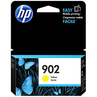 HP 902 Yellow Standard Yield Original Ink Cartridge (T6L94AN)
