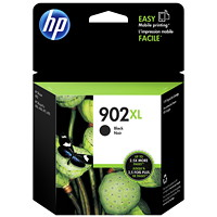 HP 902XL Black High Yield Ink Cartridge (T6M14AN)