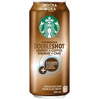 Starbucks Doubleshot Energy Mocha Drink