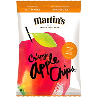 Croustilles de pommes Crispy Apple Chips Martin's