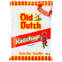 Old Dutch Potato Chips, Ketchup, 40 g, 40/CT