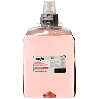 Gojo FMX Luxury Foam Hand Soap Refills, Cranberry Scent, 2,000 mL, 2/CS