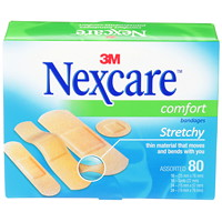 Nexcare Comfort Bandages
