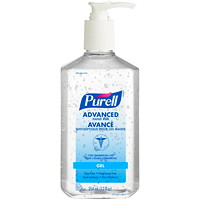 Purell Advanced Gel Hand Sanitizer, 70% Alcohol Content, 354 mL
