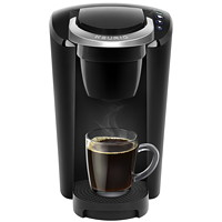 Keurig K35 Classic Series Single-Serve Coffee Maker, Black