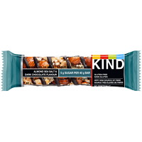 KIND Bars, Almond Sea Salt and Dark Chocolate, 40 g, 12 Bars/BX