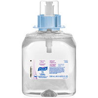 Purell FMX Advanced Moisturizing Foam Hand Sanitizer Refill, 70% Alcohol Content, 1,200 mL