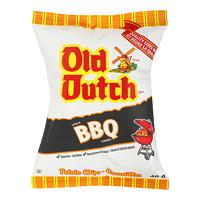 Croustilles Old Dutch, BBQ, 40 g, caisse de 40