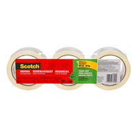 Scotch Tough Grip Transparent Moving and Packaging Tape
