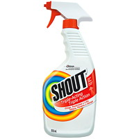 Shout Triple-Acting Stain Remover, 650 mL