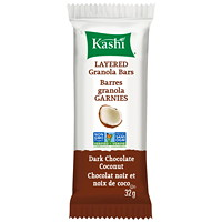 Kashi Snack Bars, Layered Granola With Dark Chocolate And Coconut, 5/BX