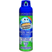 Scrubbing Bubbles Shower Foam Cleaner With Ultra-Cling Technology