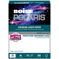 Papier laser Polaris Boise, Certifié FSC, rame