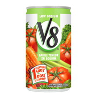 Jus de légumes mélange original V8